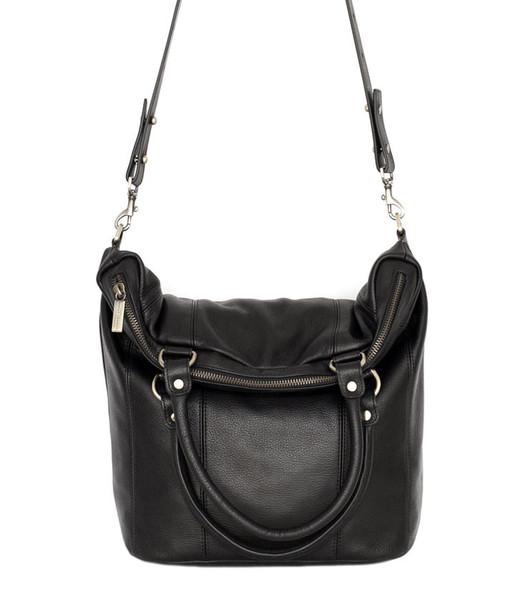 Womens Handbags | Some Secret Place - Black | Status Anxiety
