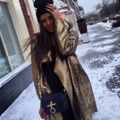 jacket,gold,fashion,style,coat,like