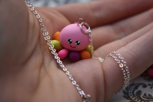 jewels squidgy necklace of mice and men kawaii