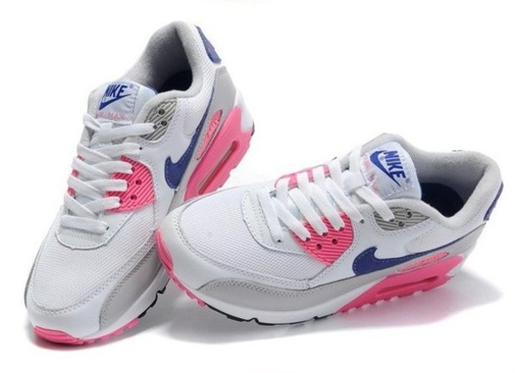 shoes sneakers nike purple trainers pink air max