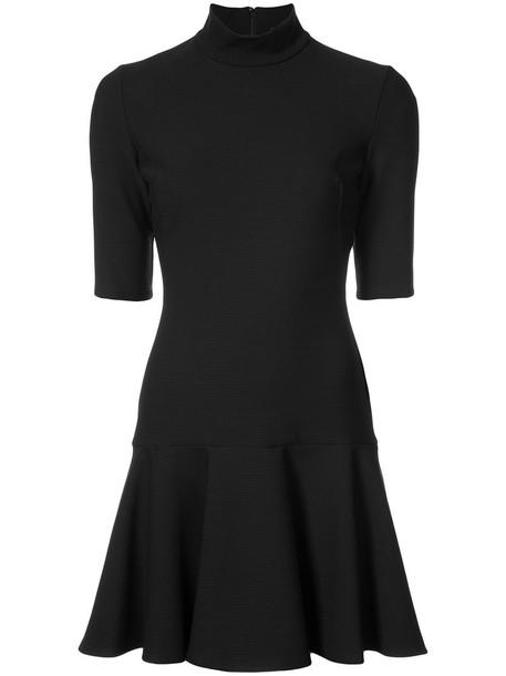 Black Halo dress mini dress mini women spandex black