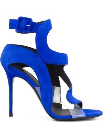 summer sandals blue shoes