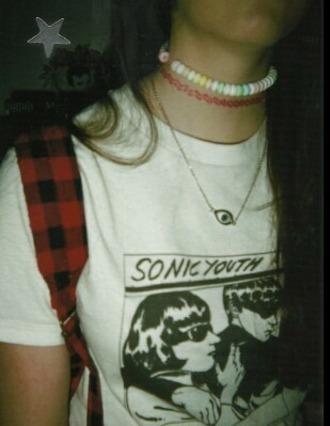 t-shirt couple minimalist serigraphie adorable grunge punk
