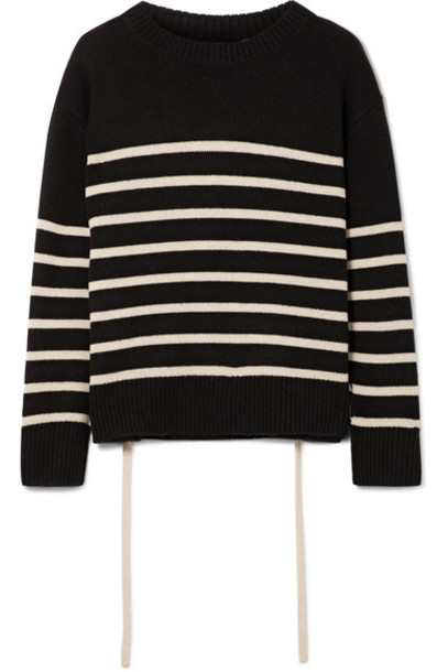 Vince sweater black