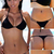 Free Shipping 2013 Black Design Sexy Women's Swimsuit Swimwear Beachwear Bikini Set Beach Tankini LB16001-in Bikinis Set from Apparel & Accessories on Aliexpress.com