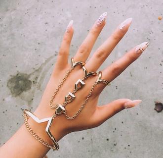 jewels nail polish nail accessories nails fashion style shoes