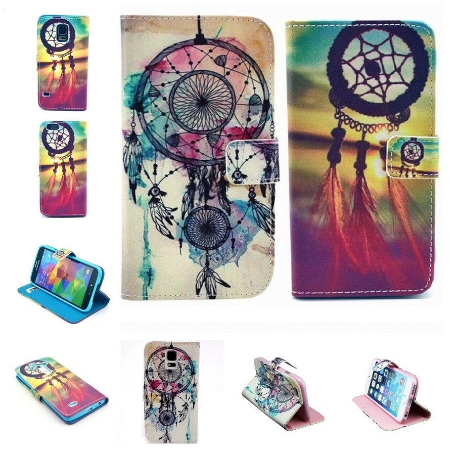 Luxury pu leather card slot cover case wallet for apple iphone 4s 5s 5c iphone 6