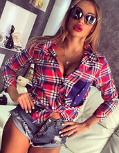 shirt,t-shirt,flannel shirt,flannel,pattern,party,girly,red,outfit idea,outfit,boho shirt,nightwear,urban,boho,boho chic,bohemian,nice,top,colorful