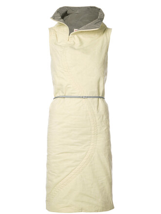 dress shift dress women nude cotton