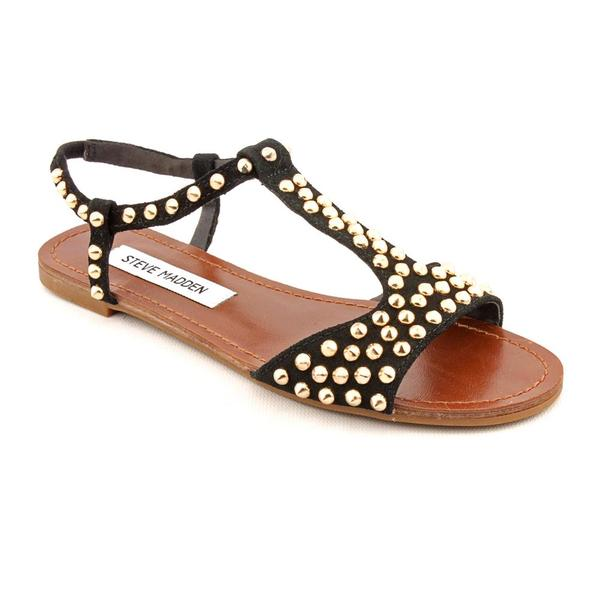 Steve Madden Women's 'Nickiee' Leather Sandals [UdxYO] - $60.20 : shoeswomenmall.com   Online Women Shoes Store, Huge discounts