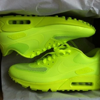 nike air max 90 hyperfuse yellow