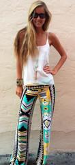 Walk like egyptian exuma pants