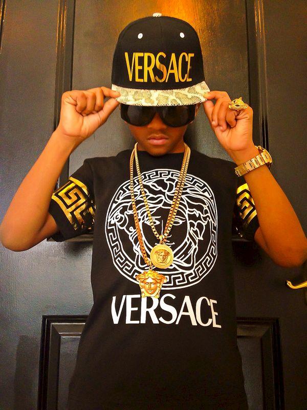 kids versace shirt