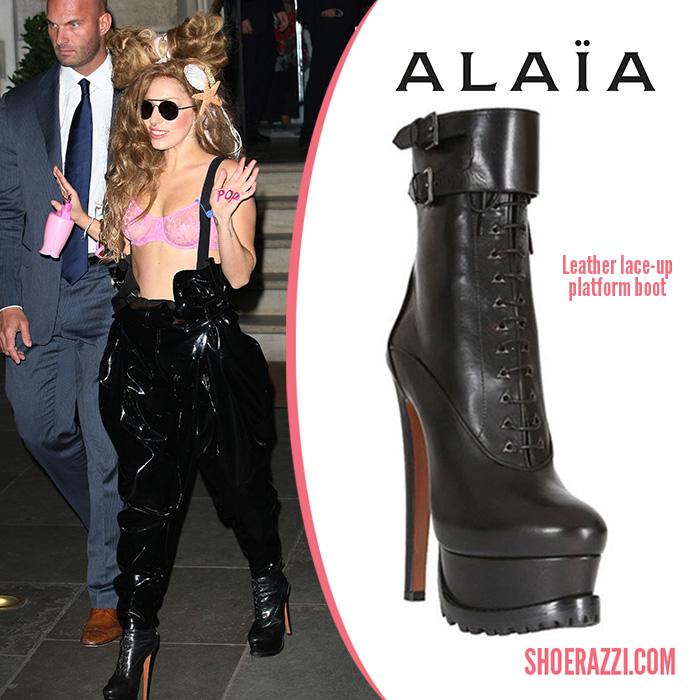 Buy Lady Gaga Shoes