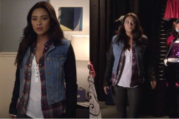 jacket shay mitchell ppl clothes