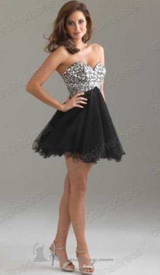 dress black black dress homecoming blackhomecomingdress homeoming dresses