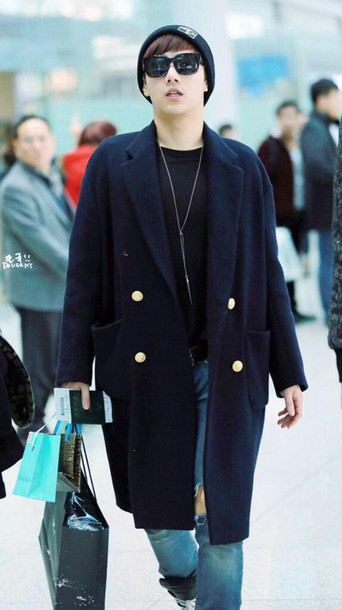 coat long coat menswear mens coat