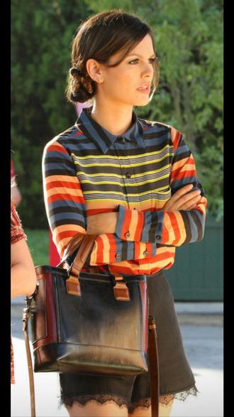 blouse rachel bilson