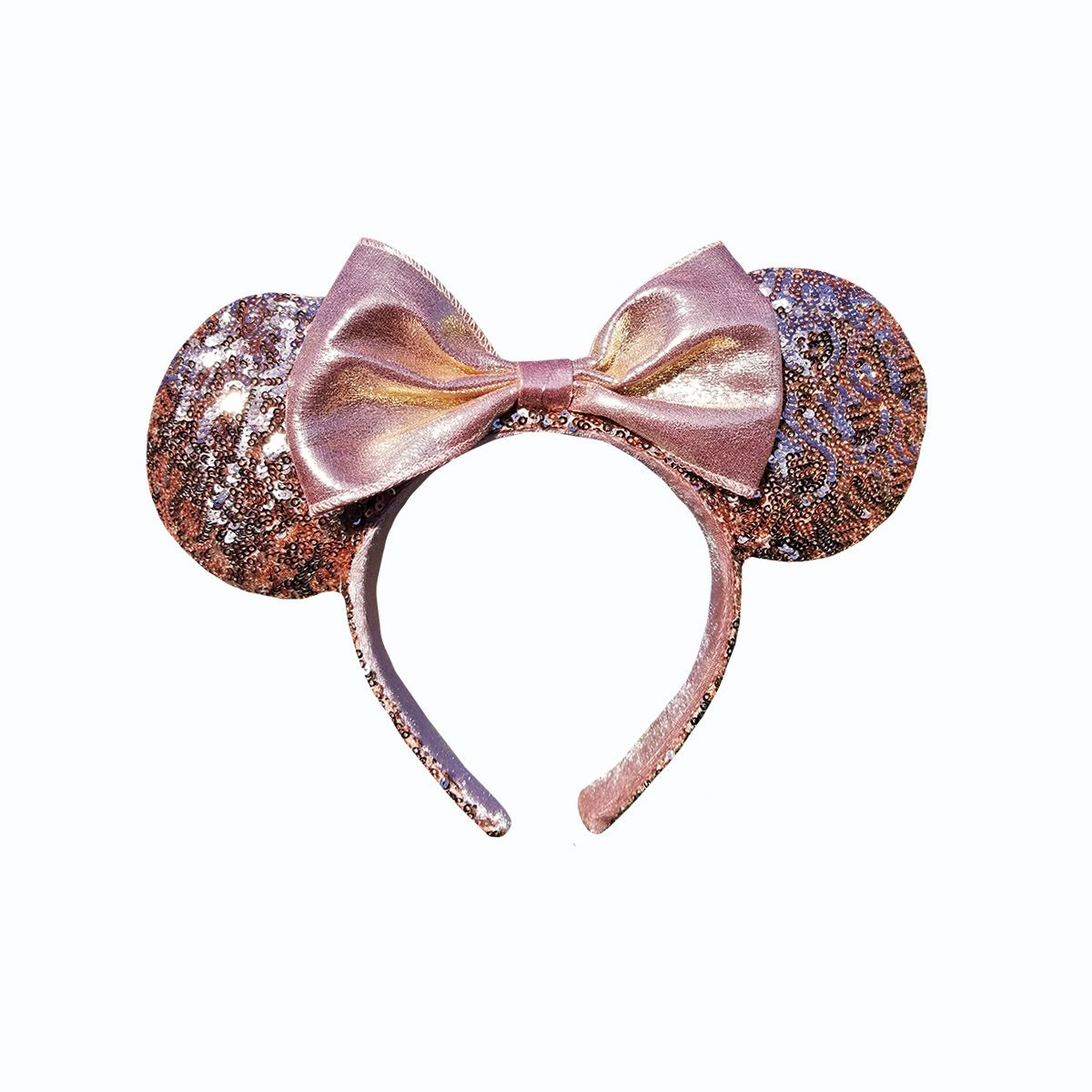 Amazon.com : Minnie Mouse Ears Rose Gold Walt Disney World Authentic Merchandise : Beauty