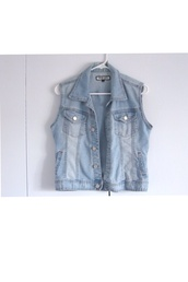 jacket,denim jacket,denim,jean vest