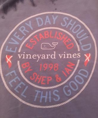 shirt vineyard vines light blue