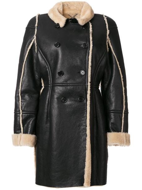 Kenzo coat women black