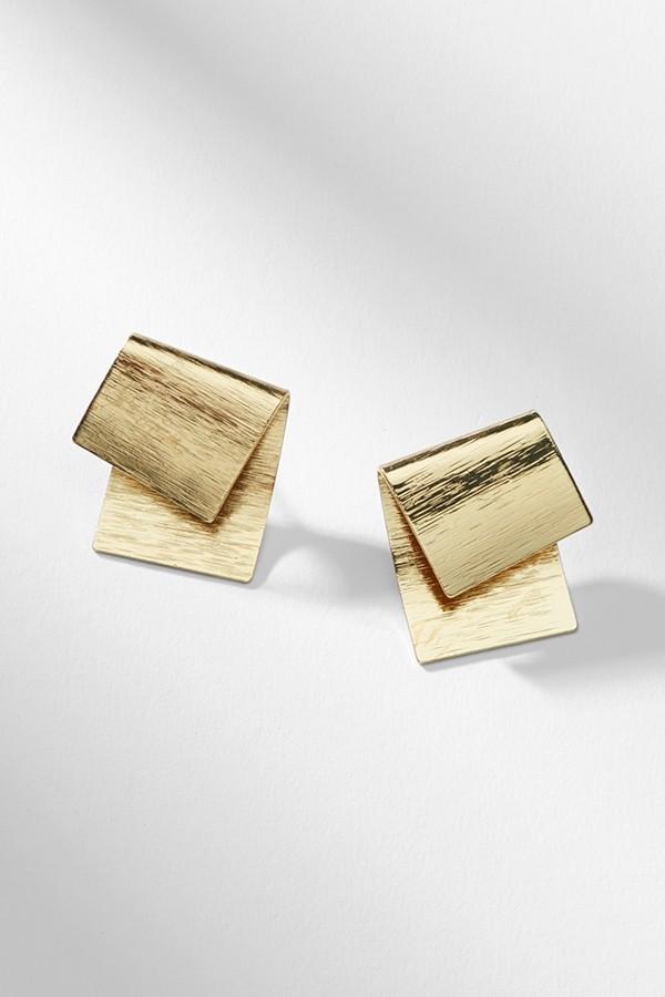 Velma Earrings - Gold | MM.LaFleur