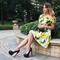 Beautiful boutique spring short dress