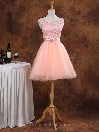 dress prom pastel cute pink short dress pink dress prom dress