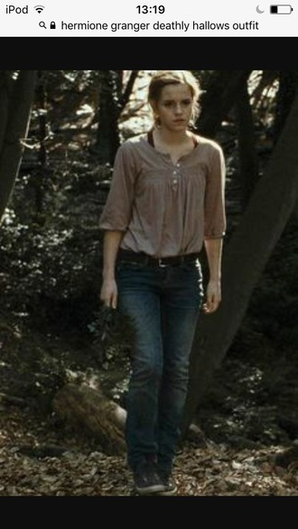 blouse hermione