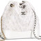 Chanel fashion - chanel's gabrielle small backpack