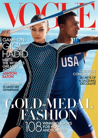 dress gigi hadid vogue editorial model slit dress long sleeve dress magazine athletic usa fashiongonerogue blogger jeans