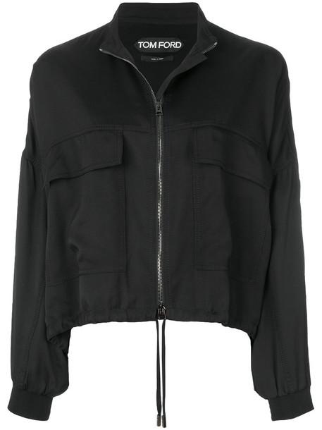 jacket bomber jacket women fit black silk