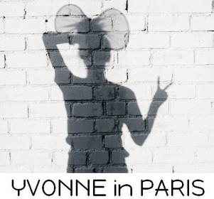 Accueil - YVONNE in PARIS Produits au caractère très parisien