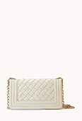 Iconic Faux Leather Crossbody | FOREVER21 - 1077603583