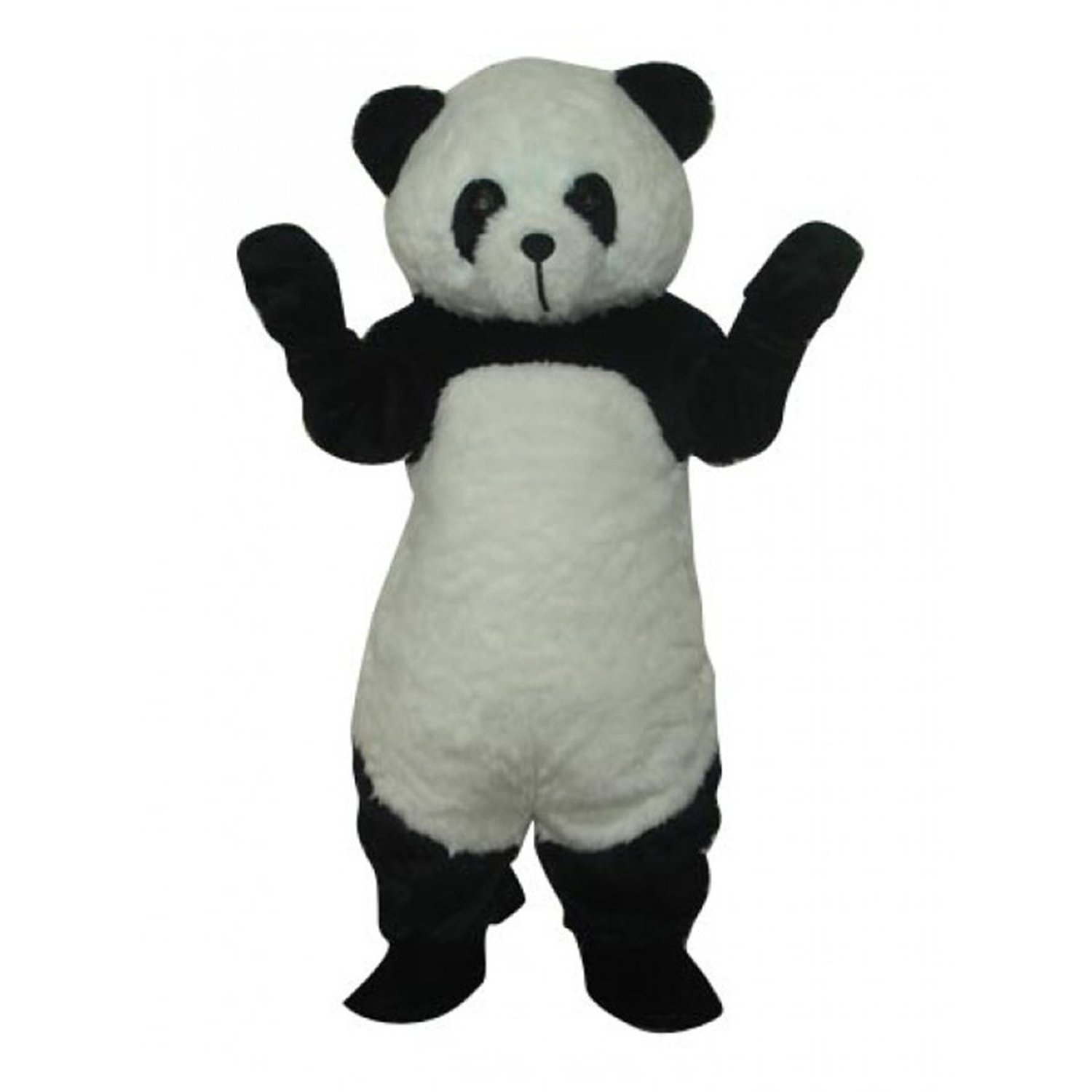 sc 1 st  Where To Get It & Amazon.com: Long Plush Giant Panda Bear Mascot Costume Size L: Clothing