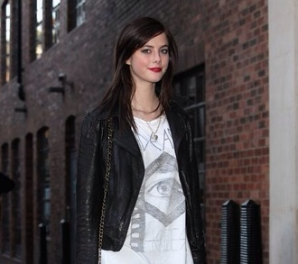 jacket effy stonem skins skins uk shirt