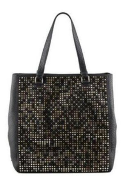 bag pocketbook studded bag rhinestones