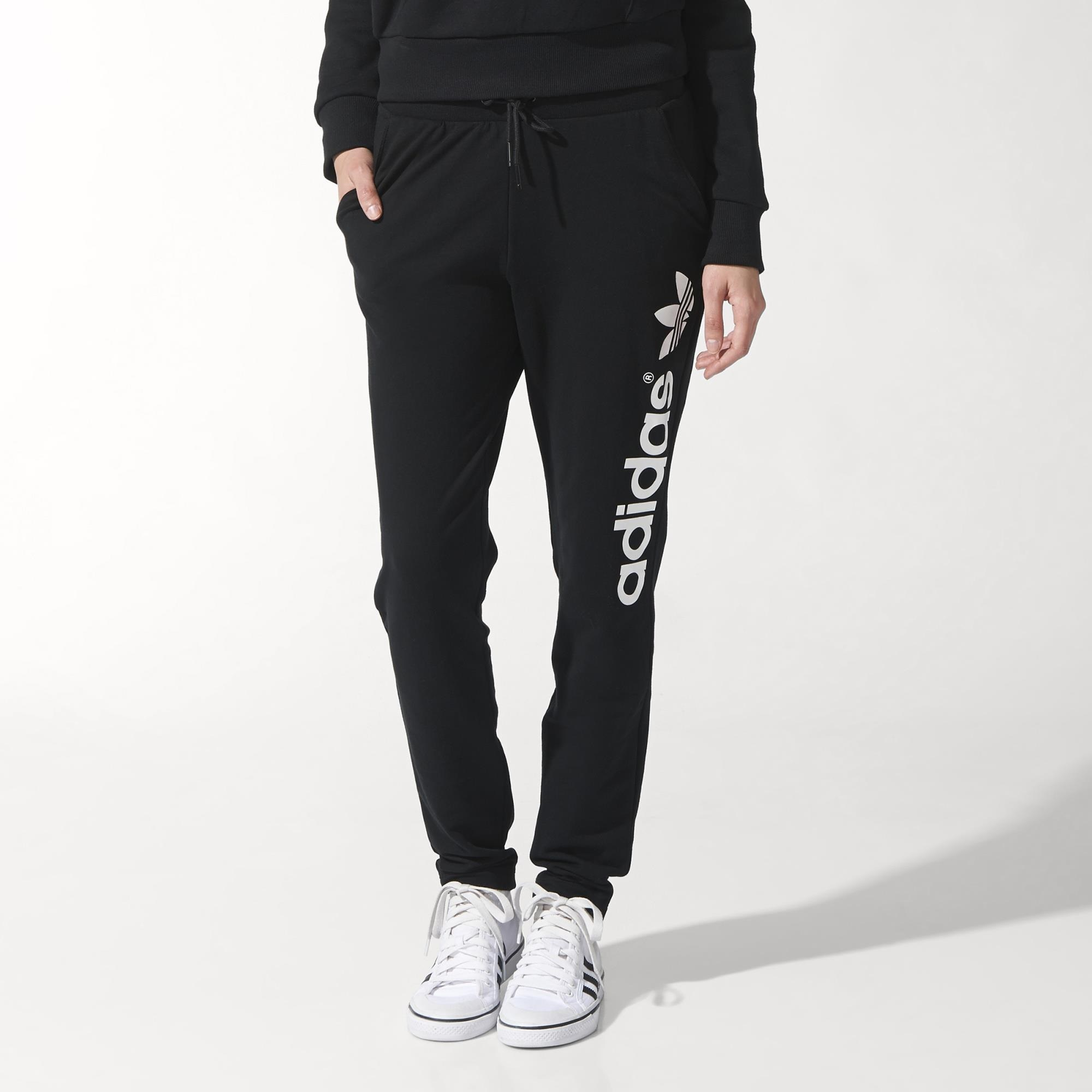 Creative Light Logo Sweatpants For Women By Adidas  Women39s Apparel