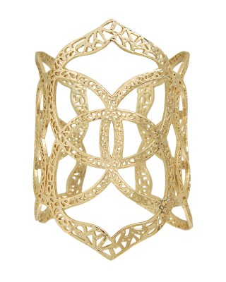 Roni Cuff Bracelet in Gold - Kendra Scott Jewelry