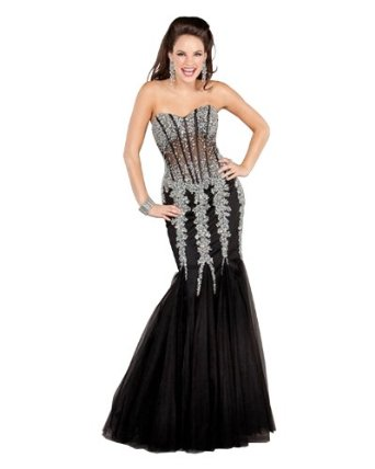 Amazon.com: Jovani 5908: Clothing