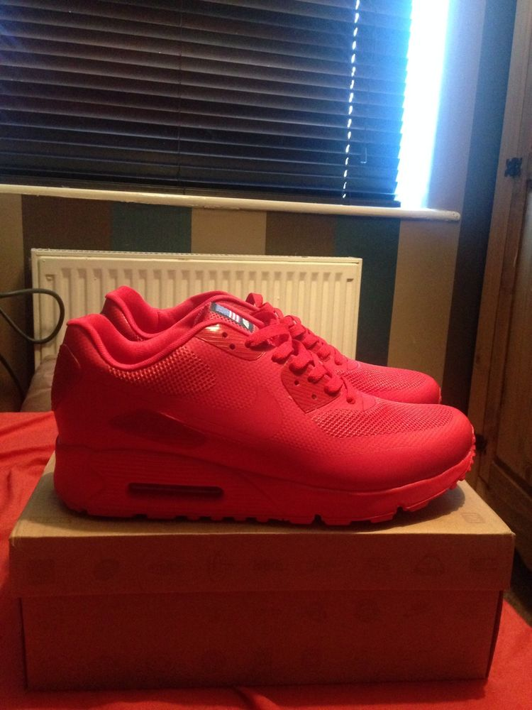 Nike Air Max 90 Hyperfuse Usa Independence Day
