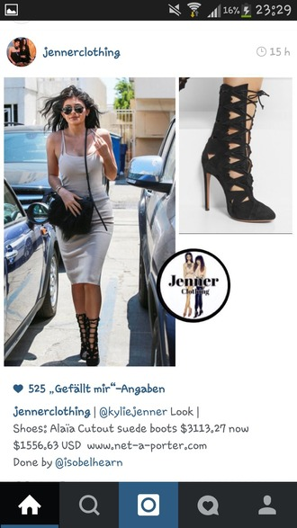 shoes instagram kylie jenner black black shoes style fashion