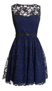 dress,naveyblue,black,lace dress,lace,cute,cute dress,pretty,short party dresses,navy dress,blue and black dress