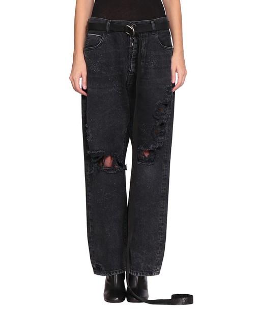 BEN TAVERNITI UNRAVEL PROJECT jeans denim cotton