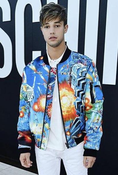 jacket cameron dallas