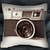 camera throw pillow case