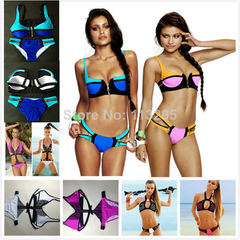 Aliexpress.com : buy newest 2014 summer hot sexy women black monokini siamese swimwear  one piece cut out padded swimsuit  size s/m/l free shipping from reliable swimsuit suppliers on working for no.1