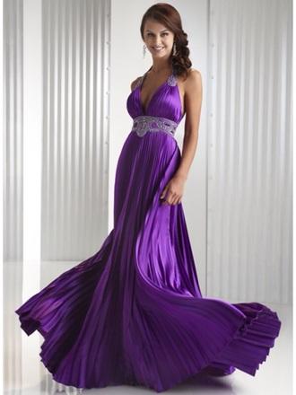 dress purple dress long prom dress cute dress sexy dress style