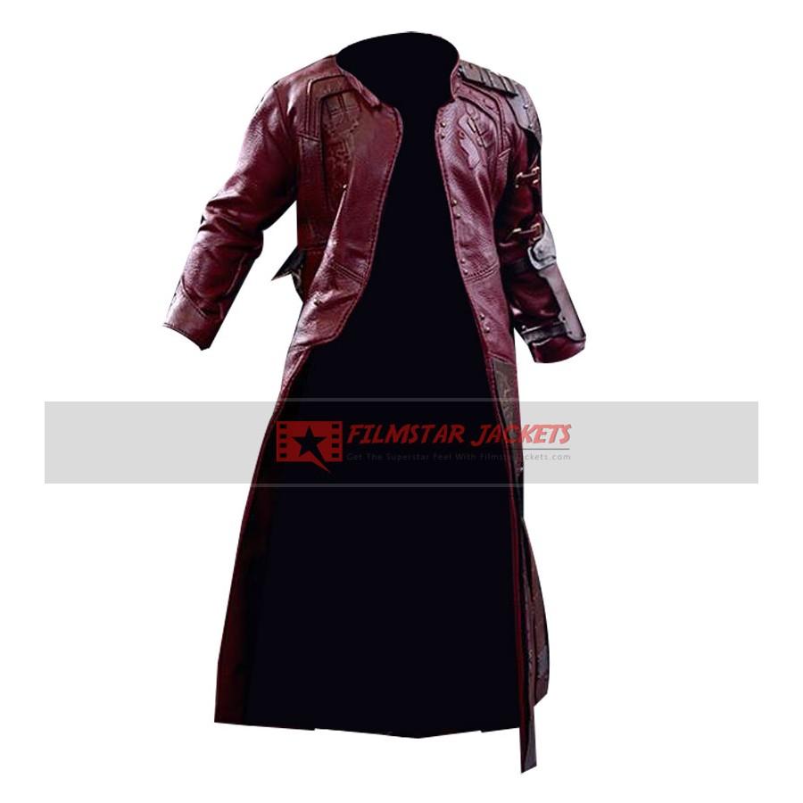 Guardians Of The Galaxy Chris Pratt (Star Lord) Costume